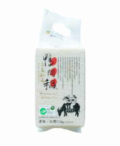 【鴨間稻】有機長秈白米 1.5kg
