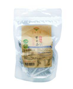 W【田牧信糧】【雜糧】有機紫米茶300g