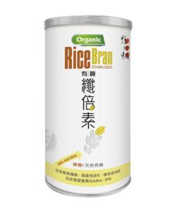 W【鴨間稻】有機纖倍素250g