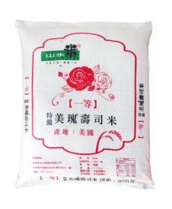 W一等特級美瑰壽司米30公斤