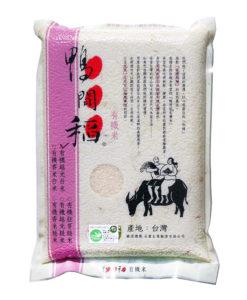 W鴨間稻3公斤-越光白米
